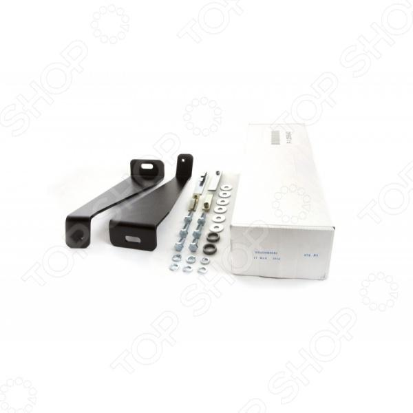 Комплект: защита картера и крепеж Novline-Autofamily KIA Optima 2012: 2,0 бензин АКПП - фото 6
