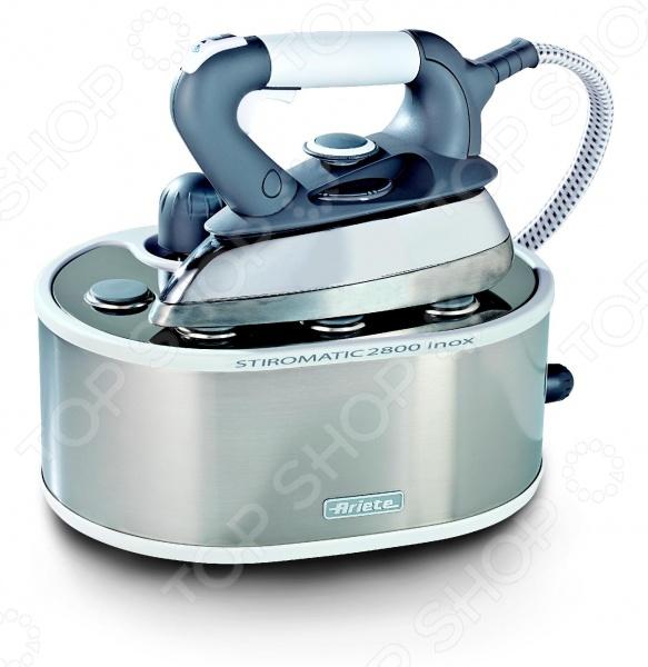 Паровая станция Ariete 6290/7 Stiromatic Inox парогенератор mie stiro pro 300 inox