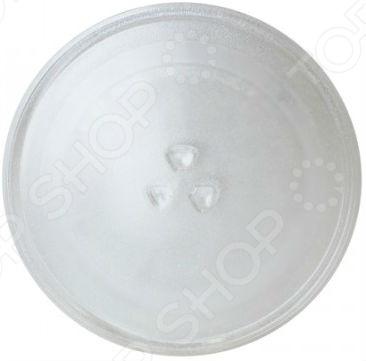 Тарелка для микроволновой печи Bmgroup DAEWOO KOR-810SАксессуары для микроволновых печей<br>Зачем нужна вторая тарелка для микроволновки Как известно, ничто не вечно, особенно приборы, которыми мы пользуемся каждый день. Это правило касается и микроволновки. Даже если вы будете регулярно ее чистить, вы не надолго продлите срок ее эксплуатации. Чтобы продлить жизнь своей технике вам нужна сменная тарелка для микроволновой печи Bmgroup DAEWOO KOR-810S. Есть множество причин, почему нужно иметь такую вещь в запасе на черный день. Это деталь может вам понадобится, если:  вы случайно уроните и разобьете имеющуюся тарелку;  трещина или скол;  некачественный материал;  очень часто пользуетесь микроволновкой. Представьте, что вы случайно роняете тарелку и она разбивается. Распорядок вашего дня и моральное спокойствие будут нарушены, особенно в том случае, если вы очень часто пользуетесь микроволновой печью для приготовления еды. Вот если бы у вас была запасная... Именно на такой случай и нужна запасная тарелка для СВЧ.  Эта модель обладает рядом достоинств:  жаропрочная основа;  долгий срок эксплуатации;  легко чистится;  можно мыть в посудомоечной машине;  экологически чистые материалы изготовления;  не царапается. Приобретая эту модель тарелки вы приобретаете уверенность в завтрашнем дне. Вы будете знать наверняка, что микроволновая печь не застанет вас врасплох. Вы всегда сможете разогреть еду прямо на этой тарелке и вкусно поужинать в конце рабочего дня. Внимание! Данная модель тарелки подходит только для СВЧ-печей DAEWOO KOR-810S диаметром 285 мм.<br>
