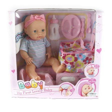 Купить Кукла интерактивная Shantou Gepai LD9810A