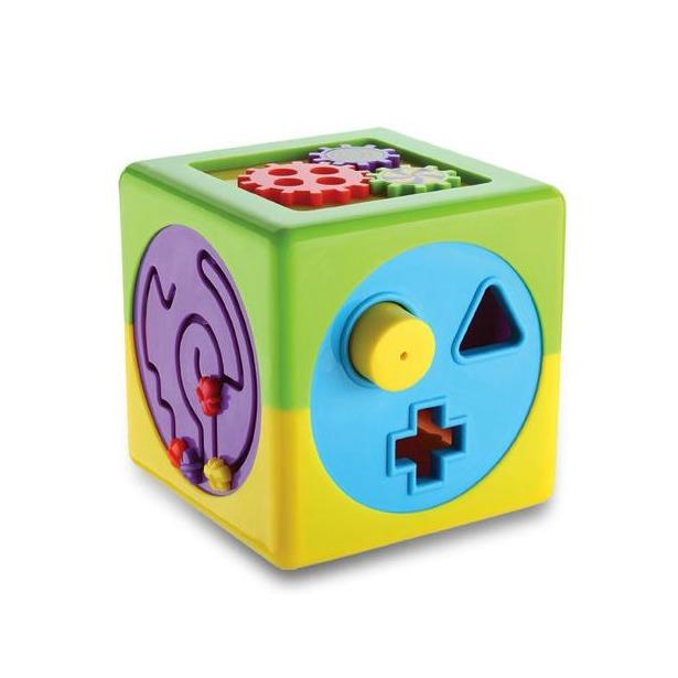 фото Игрушка-сортер Toy Target Куб