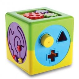 Купить Игрушка-сортер Toy Target Куб