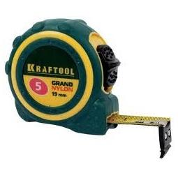 фото Рулетка Kraftool Expert Grand 3412_z01. Ширина: 25 мм. Длина: 8 м