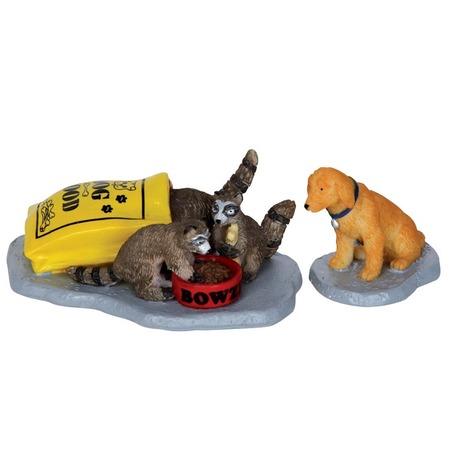 Купить Фигурки керамические Lemax «Кормежка»