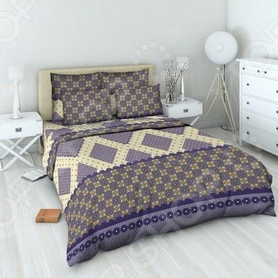 Комплект постельного белья Василиса «Сигнатюр»