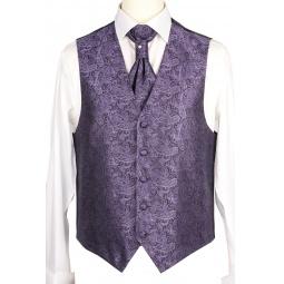 фото Жилет Mondigo 20637. Цвет: фиолетовый. Размер одежды: XXS