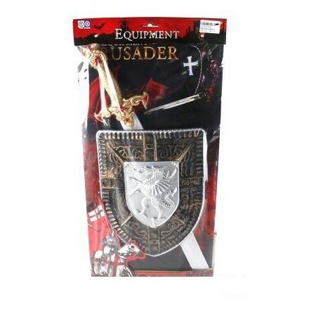 Купить Набор древнего воина Shantou Gepai 8626 «Оружие рыцаря»
