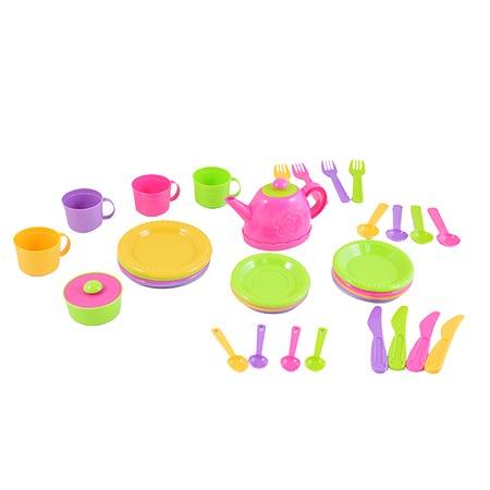 Купить Игровой набор для девочки Keenway «Чаепитие» 21665