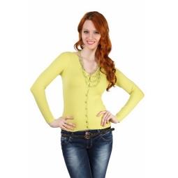 фото Жакет Mondigo 9130. Цвет: лаймовый. Размер одежды: 46