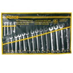Купить Набор ключей комбинированных Force F-5191