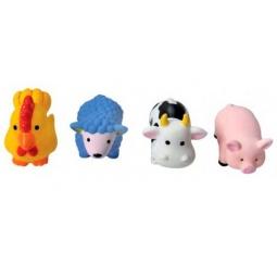 фото Набор игрушек для ванны Ludi «Домашние животные»