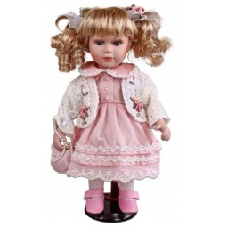 фото Кукла декоративная Shantou Gepai «Люси»