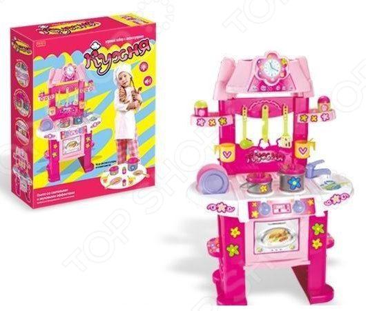 Игровой набор для девочки Shantou Gepai «Кухня с посудой» ZYA-00114