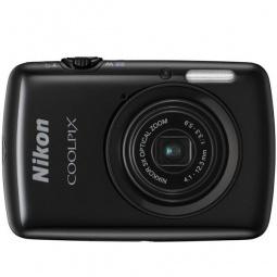 фото Фотокамера цифровая Nikon Coolpix S01. Цвет: черный