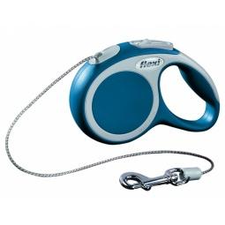 фото Поводок-рулетка Flexi VARIO XS. Цвет: синий