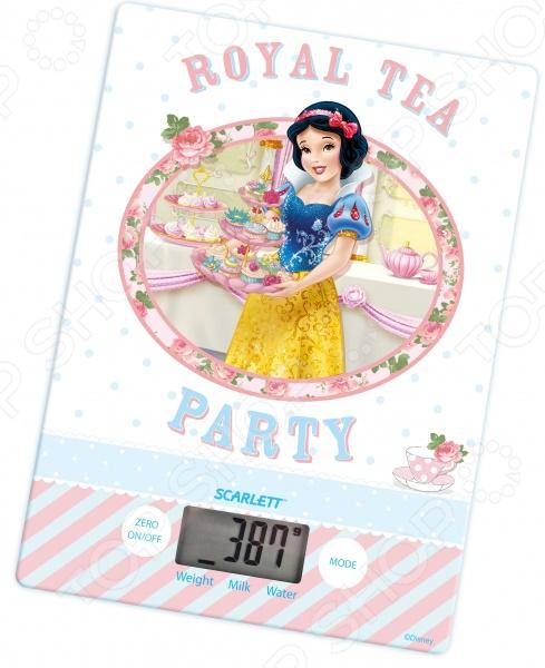 Весы кухонные Scarlett -KSD57P01