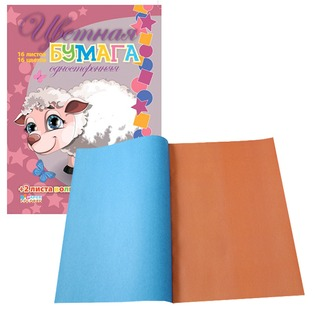 Купить Набор бумаги с фольгой Бриз 1123-701