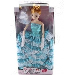 фото Кукла с аксессуарами Shantou Gepai шарнирная Jenny 627849