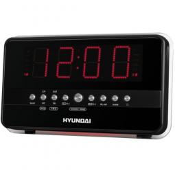 фото Радиобудильник Hyundai H-1549. Цвет: черный
