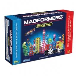 Купить Конструктор магнитный Magformers Miracle Brain set