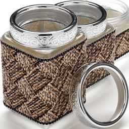 Купить Набор банок для сыпучих продуктов Mayer&Boch MB-25508