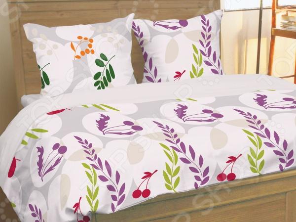 Комплект постельного белья Tete-a-Tete «Вишенка» кислотные красители в алматы