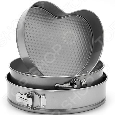 Набор форм для выпечки Mayer&Boch MB «Сердце и круг»