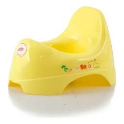 фото Горшок анатомический Baby Care JBB-A. Цвет: желтый