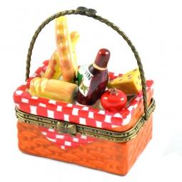 Купить Шкатулка Elan Gallery «Праздничная корзина»