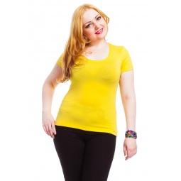 фото Футболка Mondigo XL 490. Цвет: желтый. Размер одежды: 52