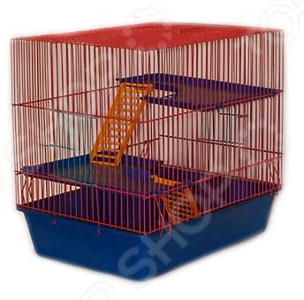 Клетка для грызунов «Гризли-3»
