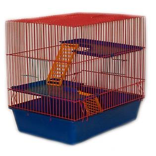 Купить Клетка для грызунов ZOOmark «Гризли-3». В ассортименте