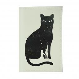 фото Обложка для автодокументов Mitya Veselkov «Космическая кошка»