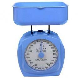 фото Весы кухонные Delta КСА-003. Цвет: синий
