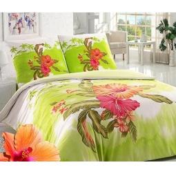 фото Комплект постельного белья Сова и Жаворонок «Гаити». Евро
