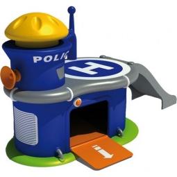 Купить Игровой набор Mondo Motors «Полицейский участок с машинкой»
