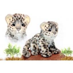 фото Мягкая игрушка Hansa «Детеныш леопарда сидящий»