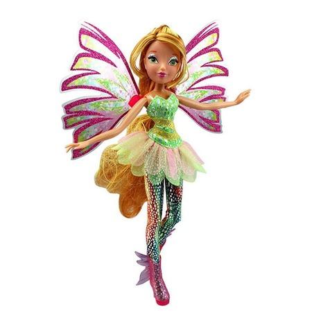 Купить Кукла Winx Club «Сиреникс-2. Волшебное превращение. Флора»