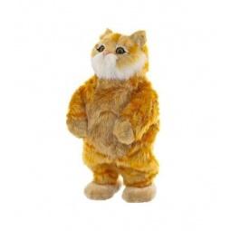 Купить Мягкая игрушка интерактивная Party animals Рыжий кот Клео