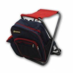 фото Табурет складной с рюкзаком ZAGOROD C 202. В ассортименте
