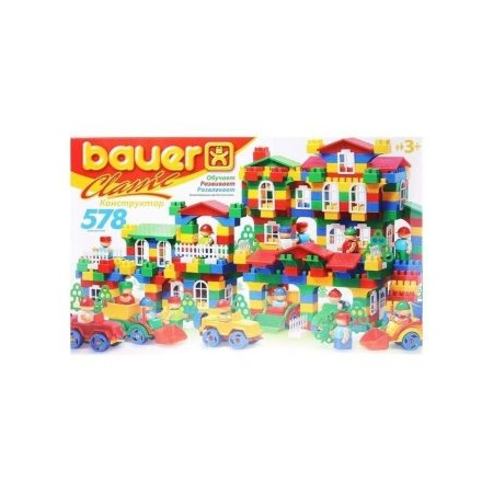 Купить Конструктор игровой Bauer Classik 23084