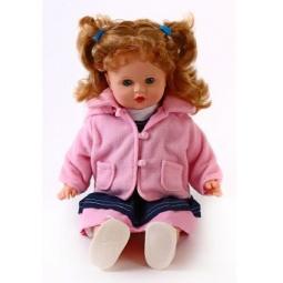 фото Кукла интерактивная Весна «Дашенька 6»