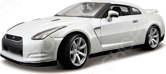 Автомобиль на радиоуправлении 1:12 KidzTech Nissan GT-R kidztech kidztech радиоуправляемая машина nissan gtr черная