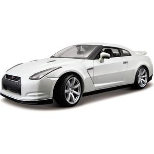 Купить Автомобиль на радиоуправлении 1:12 KidzTech Nissan GT-R. В ассортименте
