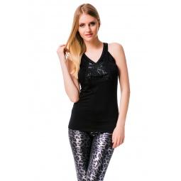 фото Туника Mondigo 9901. Цвет: черный. Размер одежды: 46