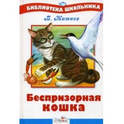 фото Беспризорная кошка