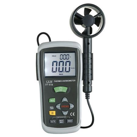 Купить Термоанемометр СЕМ DT-618