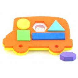 фото Игрушка-сортер развивающая El Basco «Автобус»