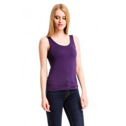 фото Майка Mondigo 335. Цвет: темно-фиолетовый. Размер одежды: 44
