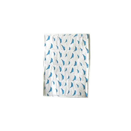 Купить Салфетка чистящая с абразивным покрытием Rainbow home «Дельфин»